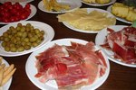 Food in Andalusia Spain