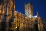 History of the Canterbury Cathedral in England