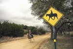 Horseback Riding Near Burleson, Texas