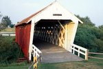 The Covered Bridges in Tennessee