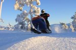 Snowmobile Trails in Wausau, Wisconsin