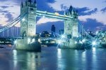 Hotels Near the Thames River in London, England
