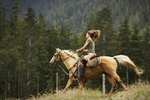 How to Canter Western