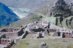 Ancient Incan Temples in Peru