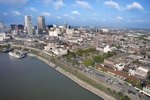 Hotels in the Riverwalk Area of New Orleans, Louisiana