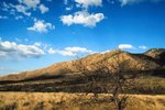 Mountains Near Tombstone, Arizona