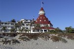 Vacation Beach Houses on Coronado Island, California