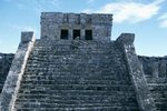 The Mayan Ruins in Quintana Roo