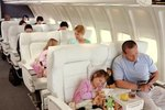 What Is the Difference Between First Class & Economy Flights?