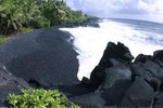 Beaches on Hawaii's Big Island