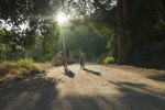 Bike Trails in Palo Alto, California