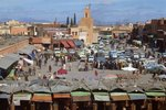 The Climate in Marrakech, Morocco