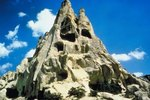 What is in Goreme National Park in Cappadocia, Turkey?