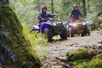 ATV Trails on Wild Rivers in Wisconsin