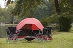 Tent Camping Sites in Olympia, Washington