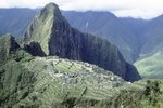 Geographical Landforms in South America