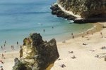 What Is the Major Beach Vacation Destination in Portugal?