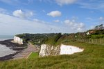 What Makes the White Cliffs of Dover White?