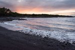 Black Sand Beaches in St. Lucia