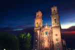 Famous Places in Taxco, Mexico