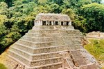 Famous Pyramids From the Mayan Empire