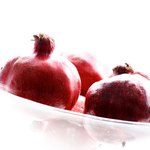 Pomegranates are one of the oldest fruits in existence.