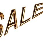 Advertise sales through business email.