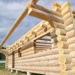 Log homes are among the most popular self-build kits.