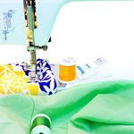 Using a sewing machine will make the stitching stronger than sewing by hand.