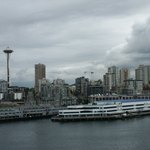 Most cruises depart from Seattle's downtown waterfront.