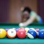 Rack 'em up at Jillian's Billiards Club.