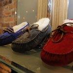 Ugg slip-on sandals