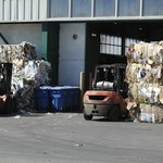 Bring the sorted paper to your local recycling facility.
