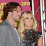Hockey player Mike Fisher and Wife Carrie Underwood