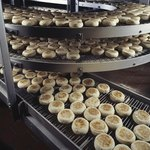 Baked good production