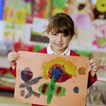 Faith-based art can help children express themselves and take pride in their faith.