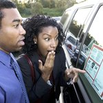 Couple surprised at car price