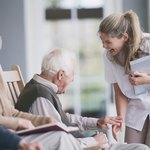 Nursing home patients