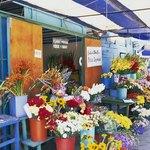 Flower's at market