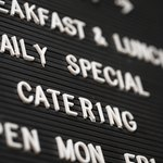 Catering is a highly profitable type of food service.