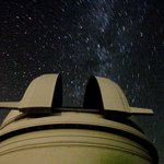 Palomar Observatory in San Diego county, CA.