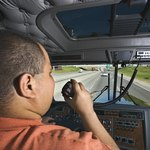 Truck items such as radios can be deductible.