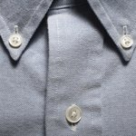 Some collars have buttons.