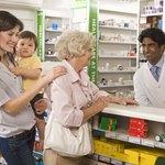 Pharmacy and pharmacy tech