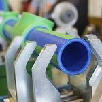 Plastic manufacturing machines