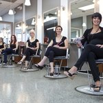 A staff of qualified and experience hairdressers in important.