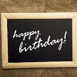 Send a birthday card.