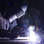 Apply for your welder's license and take the exam.