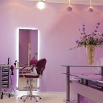 Your salon space is important and may be costly.