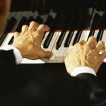 Concert pianist play full time.